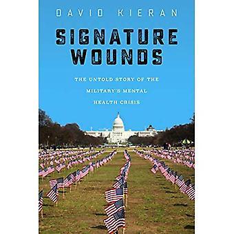 Heridas de la firma: La historia jamás contada de la Crisis de Salud Mental de los militares