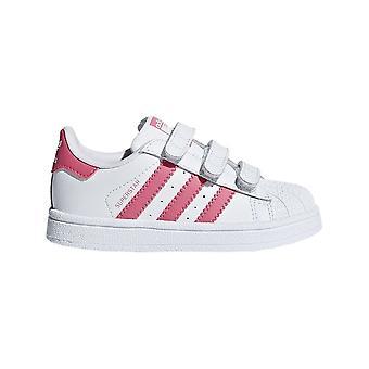 Adidas Superstar CF I CG6638 universele alle zuigelingen schoenen van het jaar