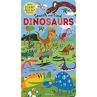 Chercher et trouver - dinosaures par Libby Walden - livre 9781848576094