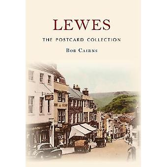 Lewes Postkartensammlung von Bob Cairns - 9781445641287 Buch