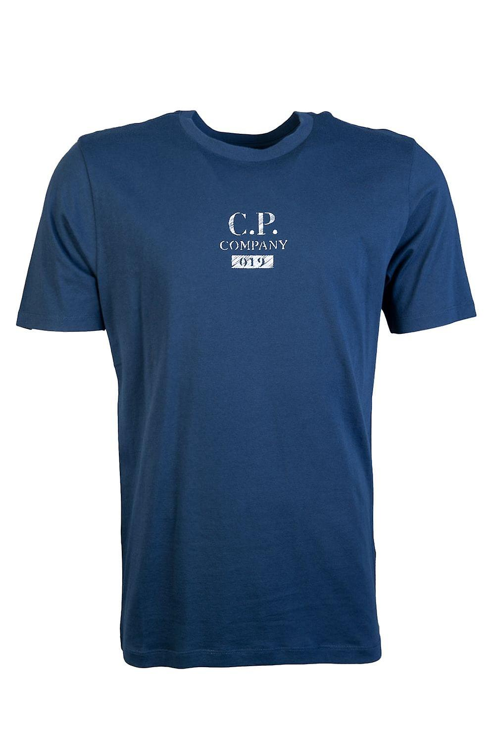 CP Company Round Neck T Shirt MTS155A 005100W