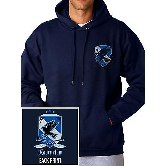 Harry Potter Ravenclaw Blue Hoodie