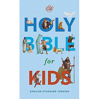 ESV Holy Bible for Kids - Economy - 9781433554711 Book