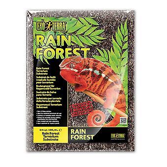 Exo terra substrato della foresta pluviale 26.4 ltr