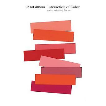 Interaction of Color (50th Anniversary edition) by Josef Albers - Nic