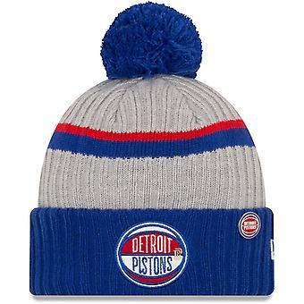 New Era NBA DRAFT 2019 Bobble Hat - Detroit Pistons Grey