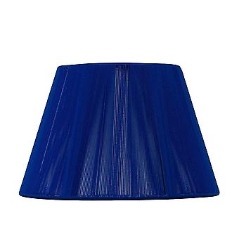 Mantra Silk String Shade Midnight Blue 250/400mm X 250mm