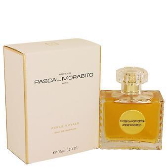 Perle royale eau de parfum spray by pascal morabito 539233 100 ml