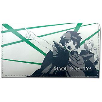 Wallet - Devil is a Part Timer - New Maou & Ashiya  Anime Toys Licensed ge80275