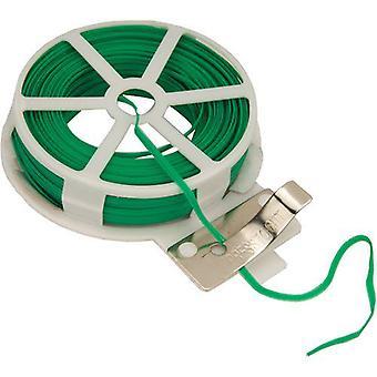 Silverline blødgjort wire rope for haven 30 m (haven, havearbejde, værktøjer)