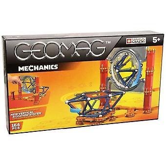 Geomag mechaniki 154 sztuk dla dzieci w wieku 5 lat
