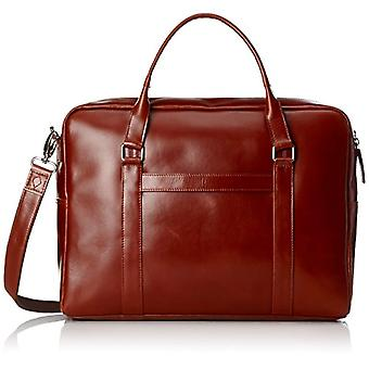 Royal Republiq Nobel Day - Unisex Adult Braun Shoulder Bags (Cognac) 11x29x40 cm (B x H T)