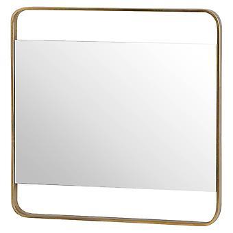 Hill Interiors Retro Square Framed Mirror