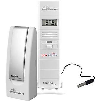 Techno Line Thermometer weiß