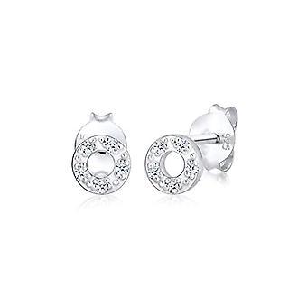 Elli Premium Silber Damen Anstecker 311722917