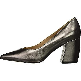 Steven by Steve Madden Womens Pamina Leather Pointed Toe Classic Pumps