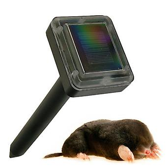 Kabalo Solar Powered Garden Sonic Waves Mole Repeller - also for Rat, Mice, Pest repelling, etc