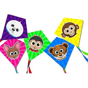 Rhombus Skyfriends Mini Animaux Kite Assortiment