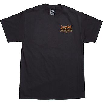 Lucky 13 Men's T-Shirt Never Sleeps