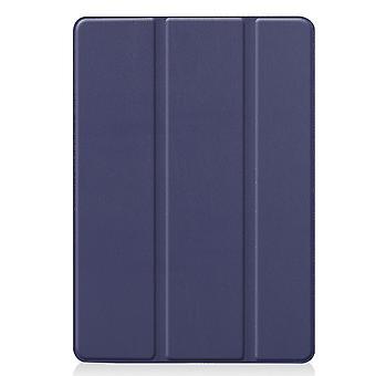 Apple iPad 10.2 2019 Slim Fit Tri-fold custodia-Dark Blue