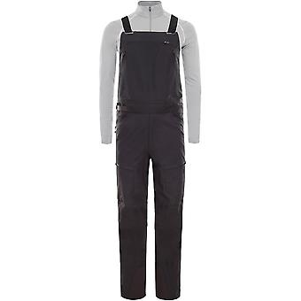 North Face Brigandine Bib - Regular Leg - Weathered Black Fuse
