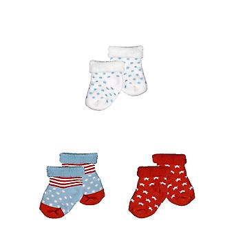 Baby Charms Baby Socks Model# 10478 Toy (Randomly Selected)
