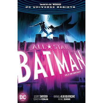 AllStar Batman Volume 3 by Snyder & ScottAlbuquerque & Rafael