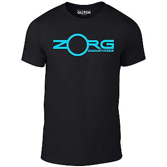 Mannen ' s zorg Industries t-shirt