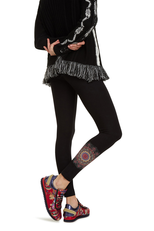 Desigual Women-apos;s Alexandra Mandala Design Leggings F2aLbu