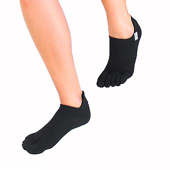 TOETOE Sports Running Unisex Trainer Toe Socks