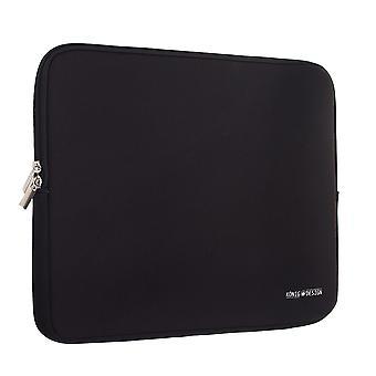 Notebook Case Case Laptop Bolsa 14 - 15,6 polegadas Preto