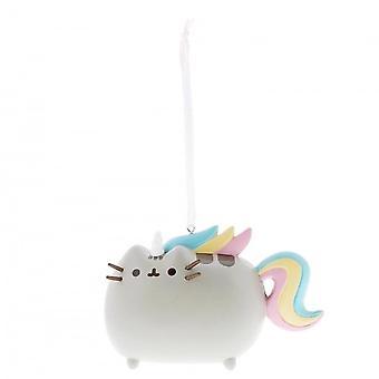 Enesco Pusheen Unicorn Ornament