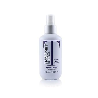 Energy Spray (for Hair + Scalp) - 180ml/6oz