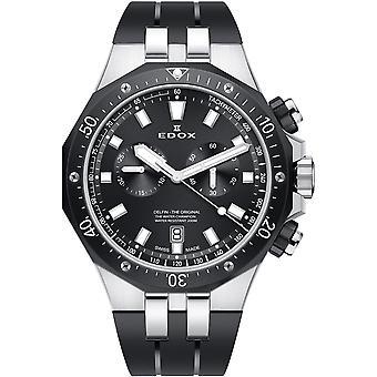 Edox 10109 357NCA NIN Delfin Heren Horloge