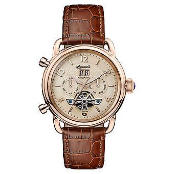 Ingersoll I00901 La montre-bracelet automatique de la Nouvelle-Angleterre