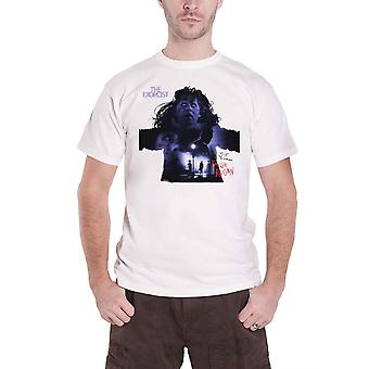 The Exorcist T Shirt Im Not Regan Movie Logo new Official Mens White