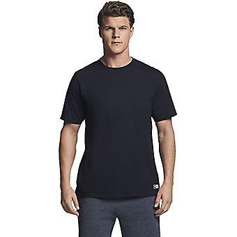 Russell Athletic Men's Essential Short Sleeve Tee, Black, M