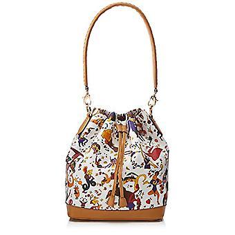 piero drive Anastasia Secchiello Bag Woman (White) 24x28x18 cm (W x H x L)