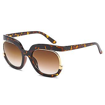 Super stijlvolle 2021 Mode Oversized Zonnebril voor vrouwen UV400