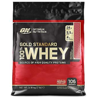 Optimum Nutrition Gold Standard 100% Whey Double Rich Chocolate 3160 g