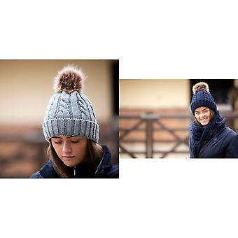 Mark Todd Knitted Bobble Hat