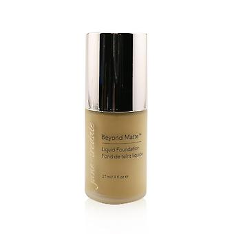 Jane Iredale Beyond Matt Liquid Foundation - # M7 (medium med beige guld undertoner) - 27ml/0.9oz