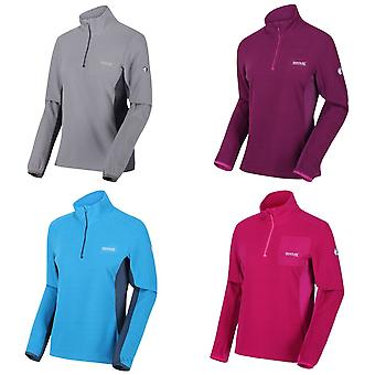 Regatta Womens/Ladies Highton Lightweight Half Zip Fleece