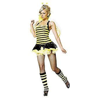 Sexy Queen Bee Costume for women