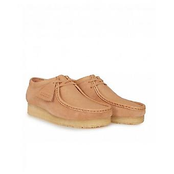 Clarks Originals Leather Suede Wallabee Shoes