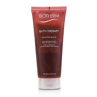 Bath therapy relaxing blend body smoothing scrub 222105 200ml/6.76oz