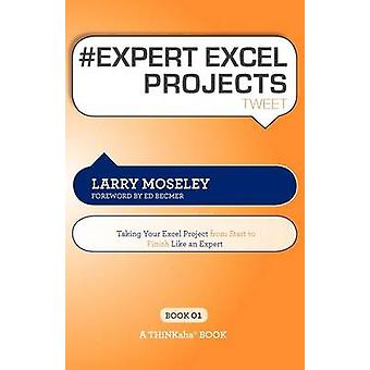 EXPERT EXCEL PROJECTS tweet Book01 Taking Your Excel Project From Start To Finish Like An Expert by Moseley & Larry