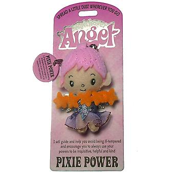 Watchover Angels Pixie Power Angel Keyring
