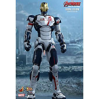 IJzeren legio Poseable figuur from The Avengers Age Of Ultron