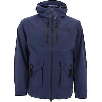 The North Face Black Series Nf0a46dah2g Men's Blue Nylon Outerwear Jacket